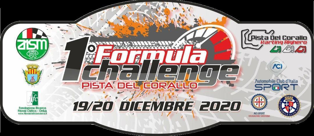 1 Formula Challenge Pista del Corallo