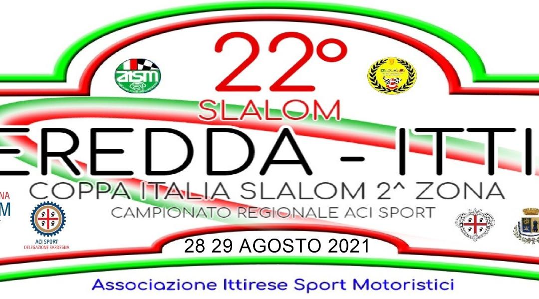 22 Slalom Seredda Ittiri